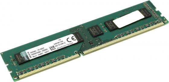 Оперативная память 8Gb PC3-12800 1600MHz DDR3 DIMM CL11 Kingston KVR16N11H/8 оперативная память 16gb pc3 12800 1600mhz ddr3 dimm ecc kingston cl11 kvr16lr11d4 16 retail