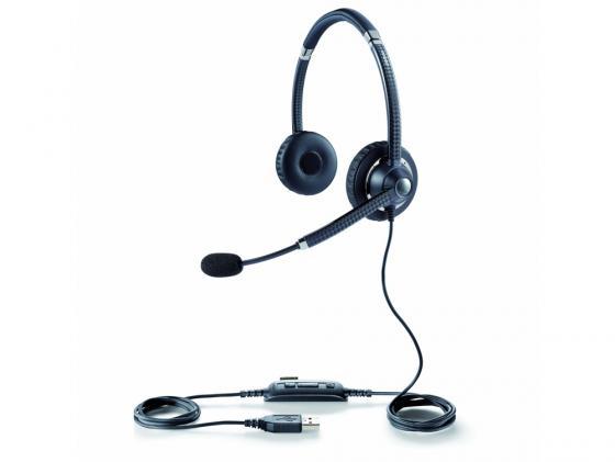 все цены на Гарнитура Jabra UC VOICE 750 Duo USB MS NC WB DARK 7599-823-309 онлайн