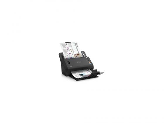 Сканер Epson WorkForce DS-860 протяжный CIS 600x600dpi B11B222401 epson workforce ds 50000