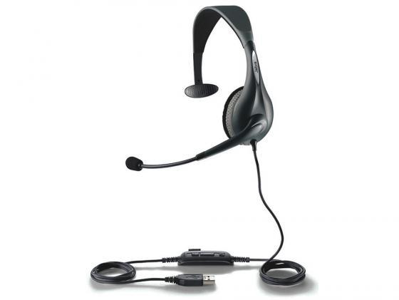 Гарнитура Jabra UC VOICE 150 Mono USB NC WB 1593-829-209 гарнитура jabra uc voice 550 mono usb nc wb 5593 829 209