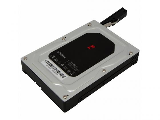 Внешний контейнер для HDD 2.5 Kingston SNA-DC2/35 SATA серебристый