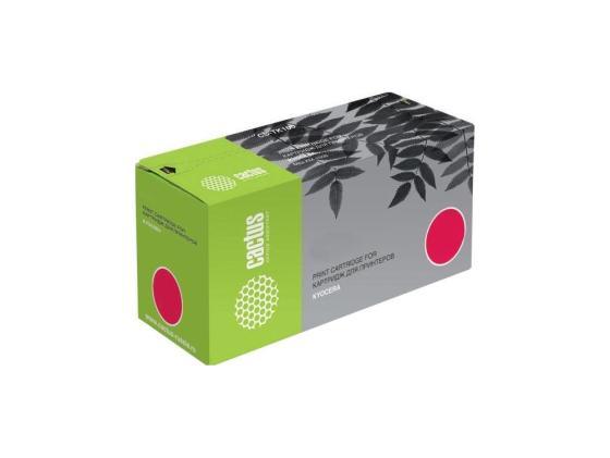 Тонер-картридж Cactus CS-TK560M для Kyocera FS-C5300 DN type пурпурный 10000стр