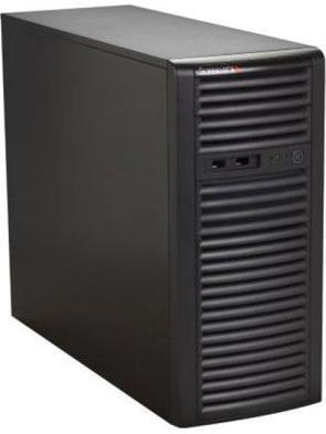 лучшая цена Серверный корпус E-ATX Supermicro CSE-732I-500B 500 Вт чёрный