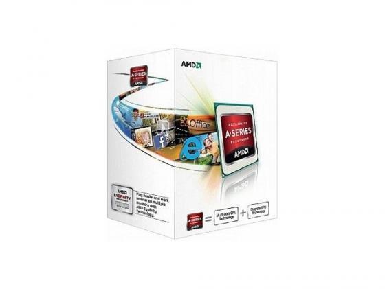 Процессор AMD A4 X2 4020 3.2GHz 1Mb AD4020OKHLBOX Socket FM2 BOX