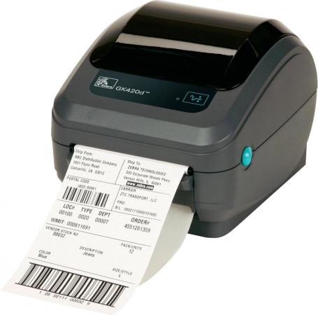 Принтер Zebra GK42-202520-000 2015 zebra lalabobo