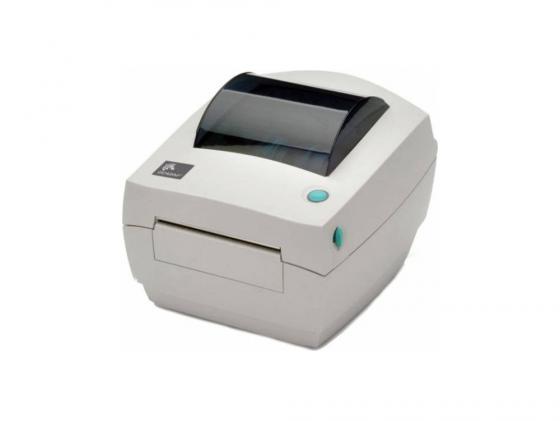 Принтер Zebra GC420 GC420-200520-000 zebra gx430t lcd gx43 102720 000
