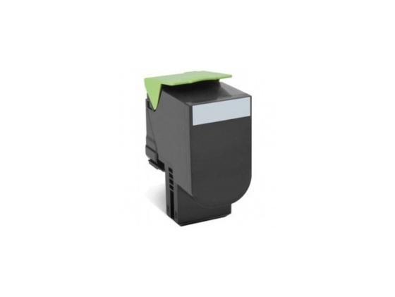 Тонер-Картридж Lexmark 80C8XK0 для CX510x черный 8000стр цена