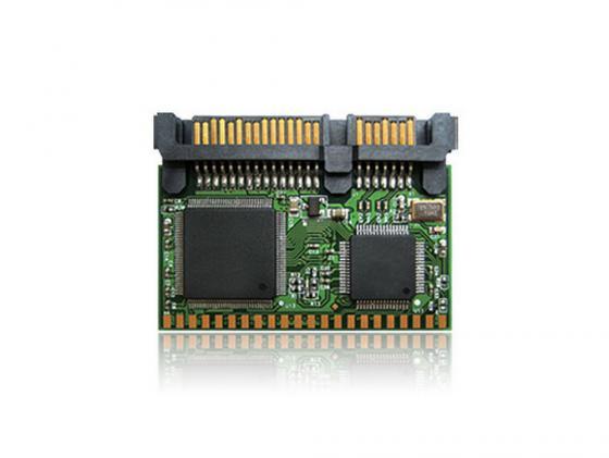 Оперативная память 16Gb HalfSlim 22-pin SATA Foxline FLDMHS016G корпус miditower atx 450w usb black fl 922 fz450r foxline
