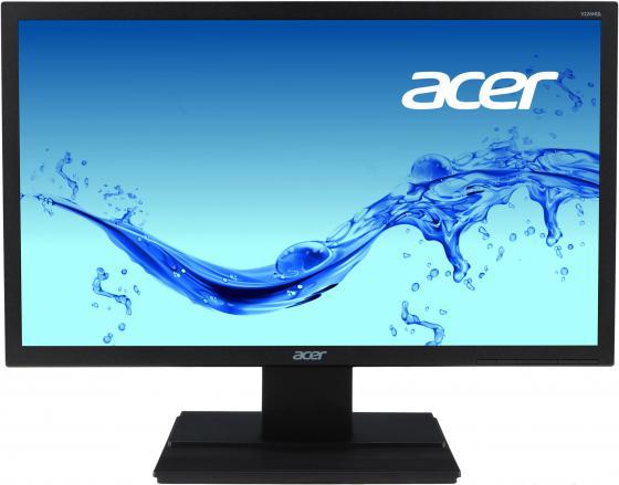 Монитор 22 Acer V226HQLAB черный MVA 1920x1080 250 cd/m^2 8 ms VGA UM.WV6EE.A06 монитор acer v226hqlab