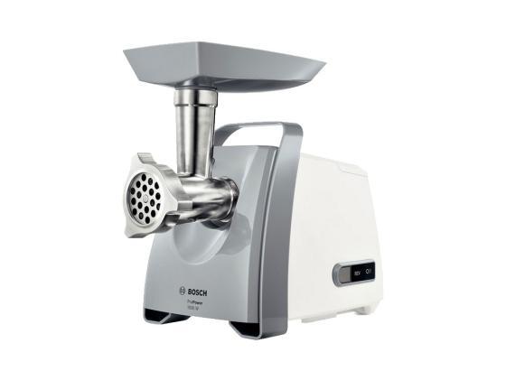 Мясорубка Bosch MFW66020 600Вт бело-серый