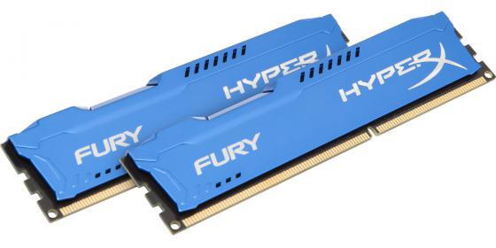 Оперативная память 16Gb (2x8Gb) PC3-10600 1333MHz DDR3 DIMM CL9 Kingston HX313C9FK2/16 цена