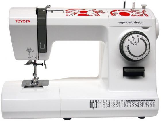 Швейная машина Toyota ECO 26C белый цены онлайн