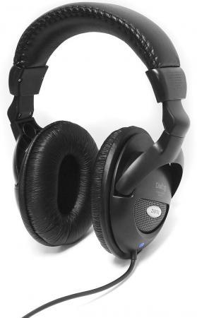 Наушники Dialog M-801HV черный наушники dialog m 200a черный