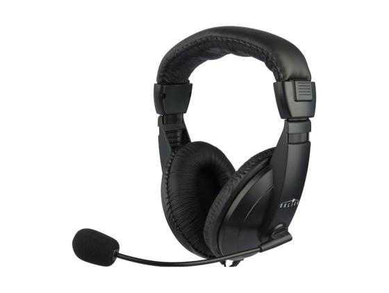 цена на Гарнитура Oklick HS-M137V черный