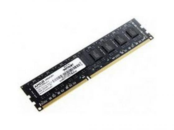 Оперативная память 2Gb PC3-12800 1600MHz DDR3 DIMM AMD R532G1601U1S-UO память kingmax ddr iii dimm 2gb pc3 12800