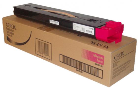Фото - Тонер-картридж Xerox 006R01381 для XEROX 700/C75 21000стр Пурпурный xerox драм картридж xerox c75