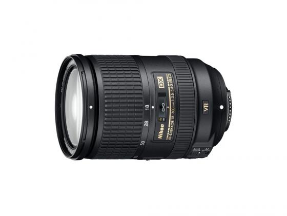 Объектив Nikon 18-300mm f/3.5-6.3G ED VR AF-S DX Nikkor JAA821DA цена и фото