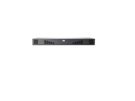 Переключатель KVM HP 0x2x16 Server Console Switch G2 KVM with Virtual Media CAC Software AF618A mirabox 60m hdmi kvm extender with poe supports av lossless no latency 1080p transmission kvm transmitter and receiver