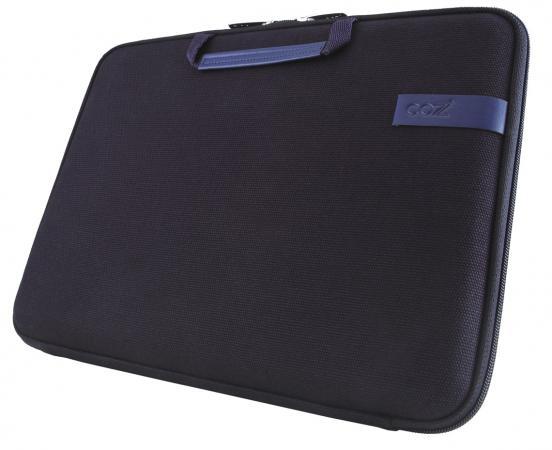 Сумка для ноутбука 11 Cozistyle Smart Sleeve хлопок кожа синий CCNR1102 сумка cozistyle aria smart sleeve macbook 15 pro retina lily white