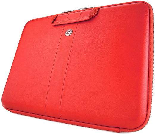 Сумка для ноутбуков Apple MacBook Air/Pro/Retina 13 Cozistyle Smart Sleeve кожа красный CLNR1305 сумка универсальная cozistyle smart travel kit компрессионный литой eva красный cstk011