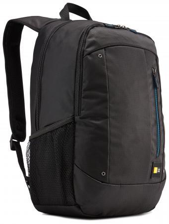 Рюкзак для ноутбука 15.6 Case Logic WMBP-115K полиэстер черный рюкзак case logic 15 6 evolution backpack bpeb 115k