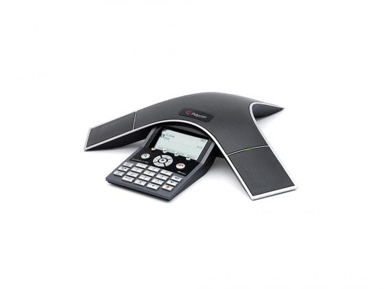 Фото - Телефон IP Polycom SoundStation IP7000 SIP для конференций черный 2230-40300-122 проводной и dect телефон foreign products vtech ds6671 3