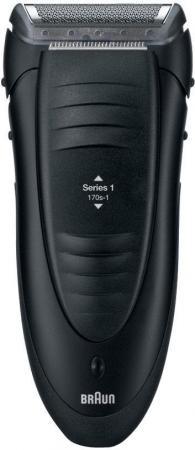 Бритва Braun 170S-1 чёрный щипцы braun st710 170 чёрный
