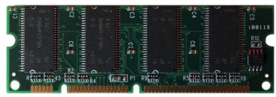 Модуль памяти Xerox 6204 Модуль памяти 1GB для контроллера FX 498K13411 498N00492 ds3231 at24c32 iic модуль precision clock модуль ds3231sn для arduino модуля памяти
