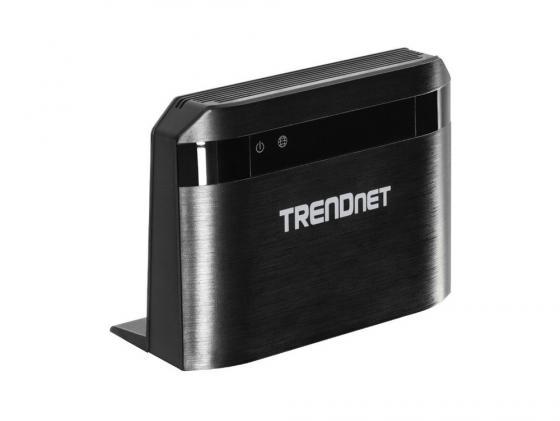 Беспроводной маршрутизатор TRENDnet TEW-810DR беспроводной маршрутизатор trendnet tew 810dr