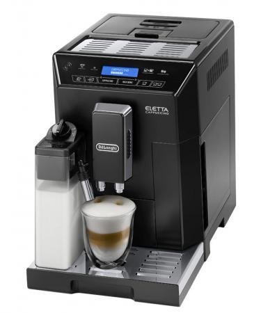 Кофемашина DeLonghi ECAM 44.660.B 1450 Вт черный цена и фото