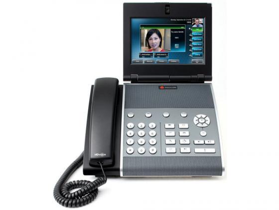 Телефон IP Polycom VVX 1500 D SIP для конференций черный 2200-18064-114 ip телефон polycom vvx 600 2200 44600 114