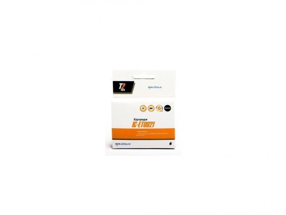 Фото - Картридж T2 IC-ET0921 для Epson St C91/CX4300/TX106/TX117 черный картридж easyprint ie t1082 для stylus c91 cx4300 tx106 tx117 151стр голубой