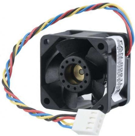 Вентилятор SuperMicro FAN-0061L4 PWM 4-pin 40x28mm для SC813 цена и фото