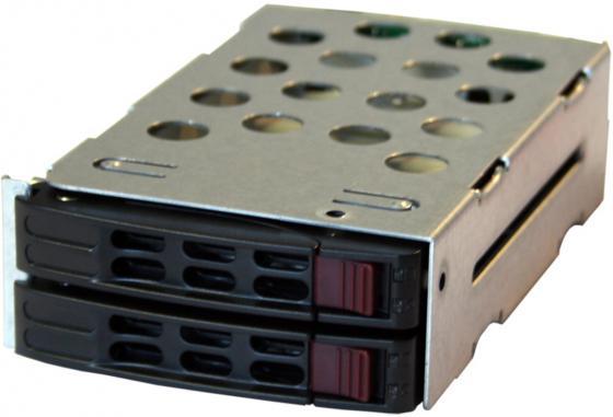 Корзина для дисков SuperMicro 2x 2.5 MCP-220-83605-0N для 836B корзина для дисков supermicro 2x 2 5 mcp 220 82609 0n