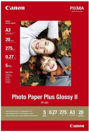 Фото - Бумага Canon PP-201 А3 260 г/кв.м глянцевая 2311B020 20л сумка для видеокамеры 100% dslr canon nikon sony pentax slr