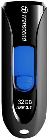 Флешка USB 32Gb Transcend JetFlash 790 TS32GJF790K черный флешка usb 16gb transcend jetflash 790 usb3 0 ts16gjf790k черный