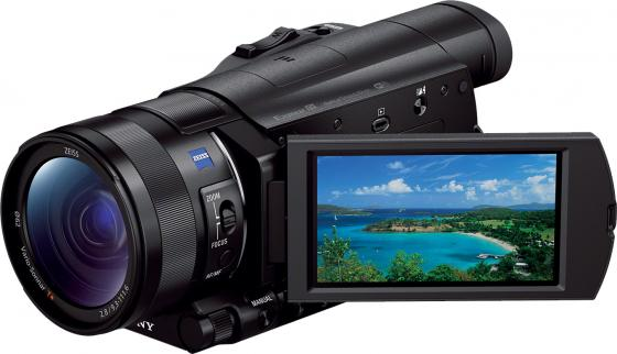 Цифровая видеокамера Sony HDR-CX900E 14Mpx 12xzoom 3.5'' черный sony hdr cx900e black