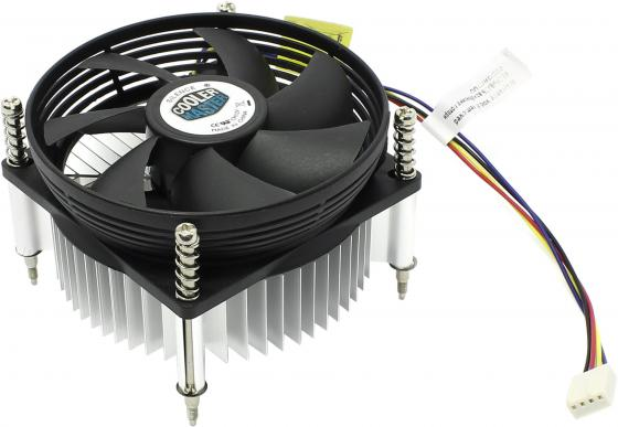 Кулер для процессора Cooler Master DP6-9GDSB-PL-GP Socket 1150/1155/1156 cooler master dp6 9gdsb pl gp 2600об мин