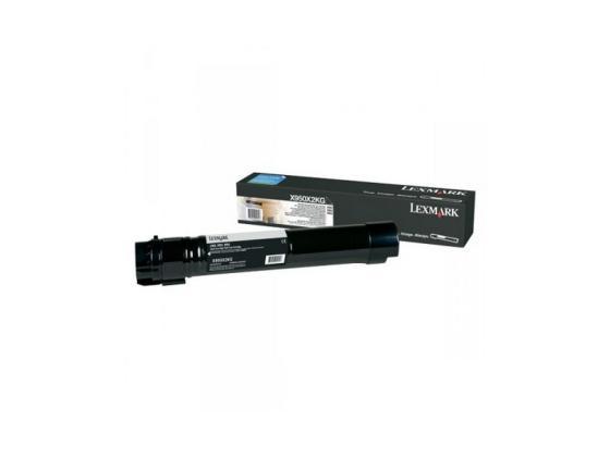 Картридж Lexmark X950X2KG для X95x черный 32000стр картридж lexmark 62d5h0e для mx710 711 810 811 812 черный