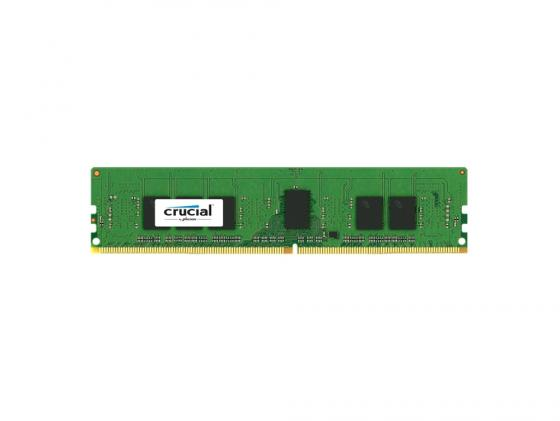 Оперативная память 4Gb PC4-17000 2133MHz DDR4 RDIMM Crucial ECC Reg 1.2V CT4G4RFS8213 Retail new memory 803026 b21 4gb 1x4gb single rank x8 pc4 17000 ddr4 2133 registered cas 15 ecc one year warranty