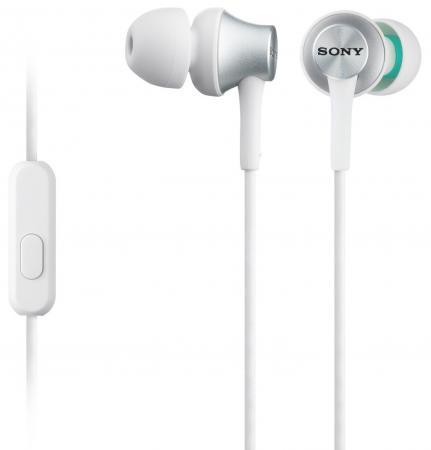 Наушники Sony MDR-EX450APW белый