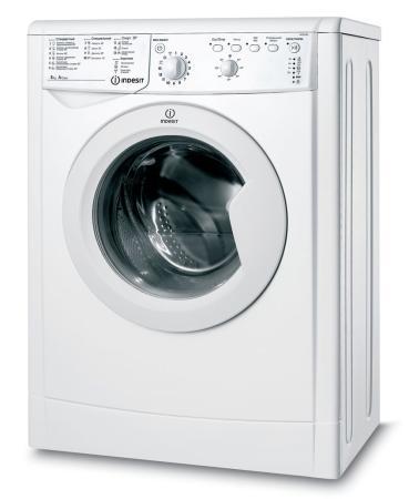 Стиральная машина Indesit IWSB 5085 белый