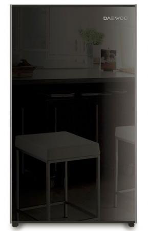 Холодильник DAEWOO FN-15B2B черный daewoo electronics fn 102cw