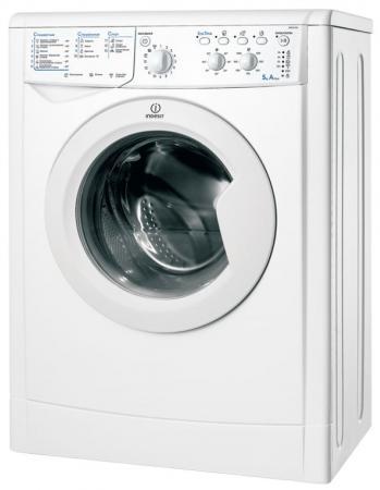 Стиральная машина Indesit IWSC 5105 белый стиральная машина indesit iwsc 6105 cis