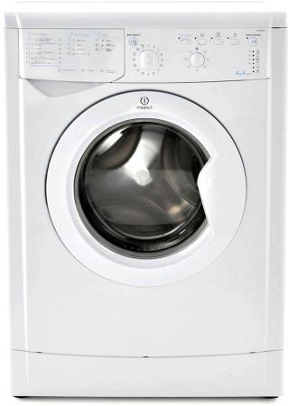 Стиральная машина Indesit IWUB 4105 белый