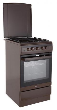Газовая плита Hansa FCGB51020 коричневый