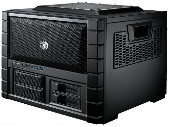 Корпус ATX Cooler Master HAF XB EVO Без БП чёрный RC-902XB-KKN2 cooler master корпус miditower atx w o psu sgc 1000 kwn1 cooler master не указан