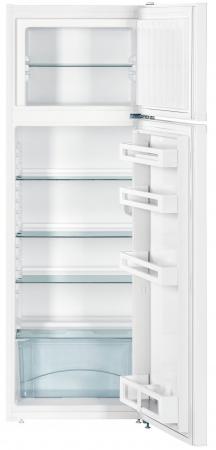 Холодильник Liebherr CTP 2921-20 001 белый двухкамерный холодильник liebherr ctp 2521