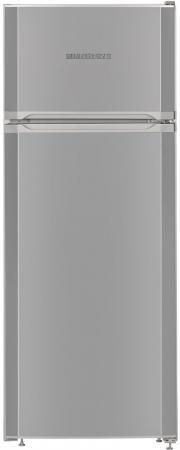 Холодильник Liebherr CTPsl 2521-20 001 серебристый двухкамерный холодильник liebherr ctp 2521