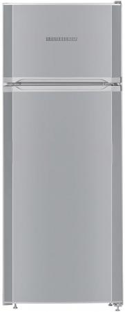 Холодильник Liebherr CTPsl 2921-20-001 серебристый двухкамерный холодильник liebherr cuwb 3311